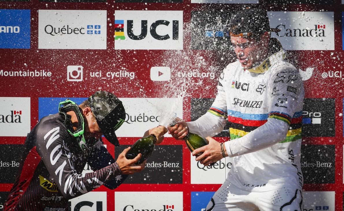 5 raisons d'assister aux Championnats du monde de vélo de montagne UCI !